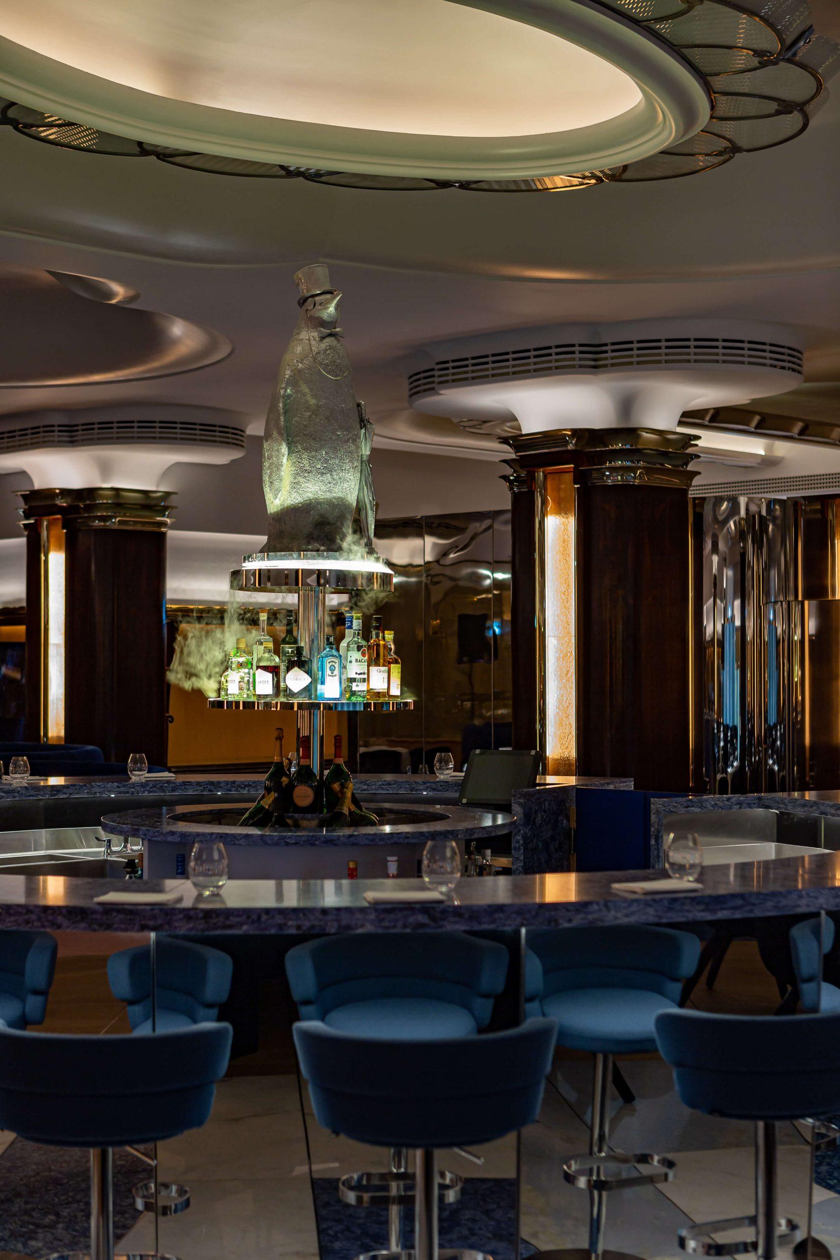 Iceberg Lounge Park Row London